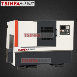 cnc slant bed lathe supplier